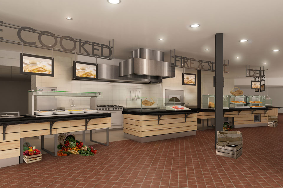 Notcutts Garden Centre Restaurant Concept Only Stina