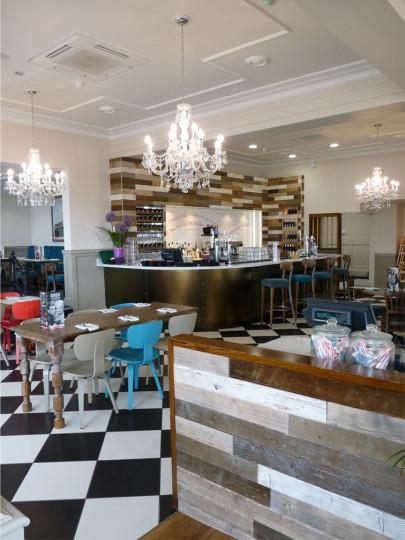 Harry Ramsden S Main Restaurant Blackpool Stina Willett